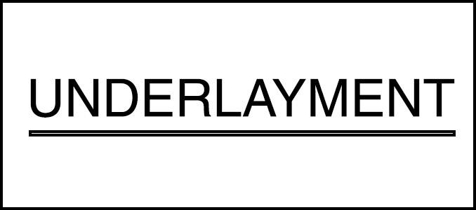 CertainTeed - Underlayments