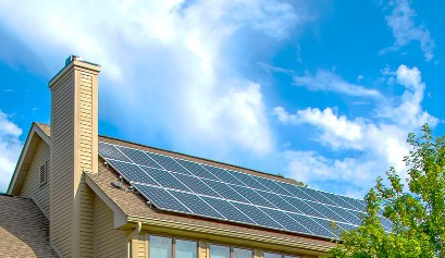 Solstice - CertainTeed's most efficient PV roofing solution