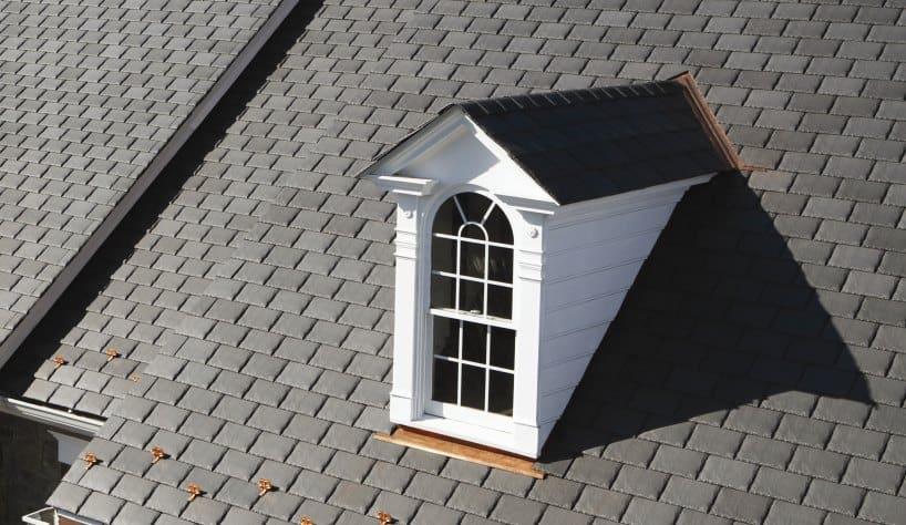 Symphony Composite Slate Roofing Shingle